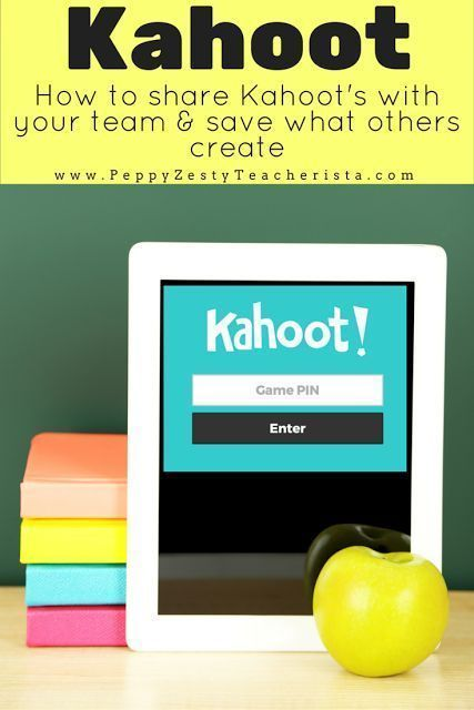 Elementary education teacher looking for technology in the classroom ideas? Check out Kahoot! It's an ipad or computer based program that creates kid friendly quizzes! Great classroom ideas and classroom management tricks!