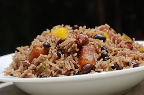 Cuban Congri - Arroz Morro by The Masa AssAssin, via Flickr