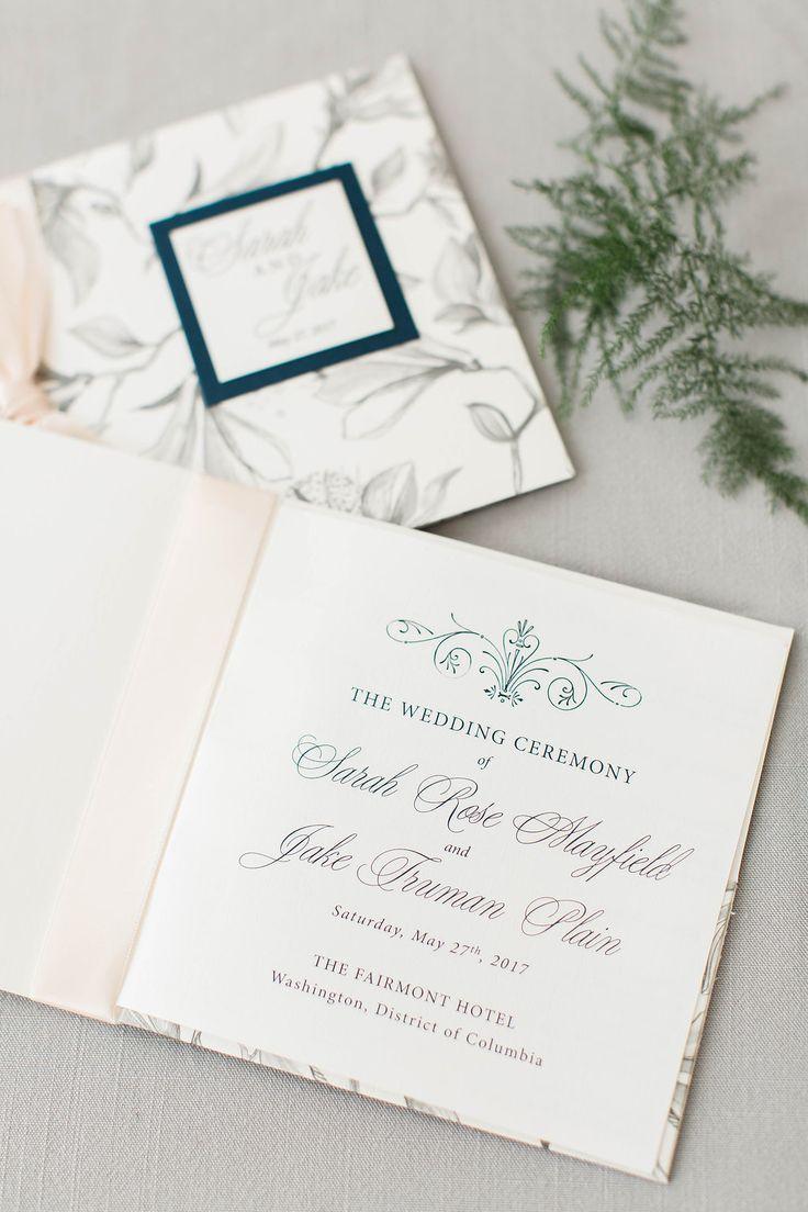 Sarah Jake S Hopeless Wedding Invitation Staccato