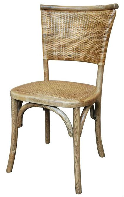 Provincial Rustic Chair in Natural. Only $139 In Stock Now! Click Here To Buy It Now