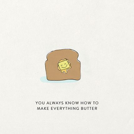 Food Puns for Father's Day from Luvo