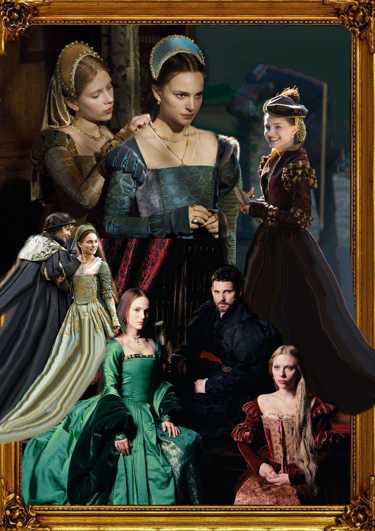 The Other Boleyn Girl - Kolaj