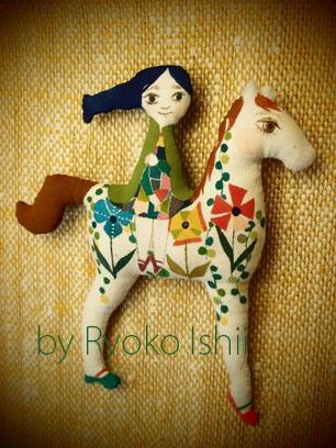 hibi no rakugaki - Ryoko Ishii