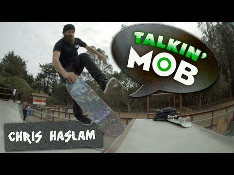 MOB Grip | Chris Haslam | Talkin' Graphic MOB: With #GraphicMOB, you can get as fancy as you… #Skatevideos #chris #graphic #grip #haslam