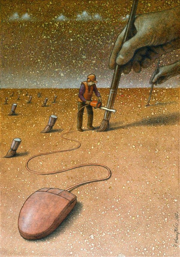 modern art , Pawel Kuczynski ,