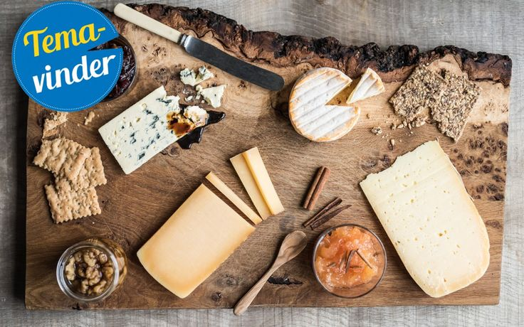 Cheese board delights