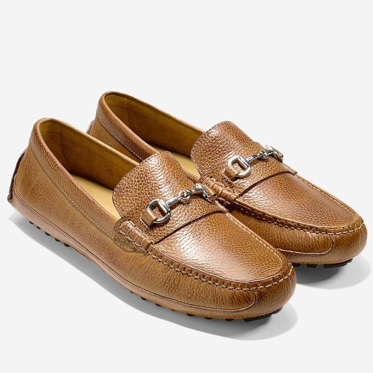 Grant Canoe Bit Loafer in Tan by Cole Haan
