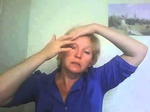 Делаем лицо! Практическое упражнение от Ольги Май - YouTube