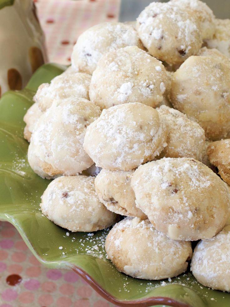 Grandma Clayton's Sand Tarts   A Well-Seasoned Kitchen®