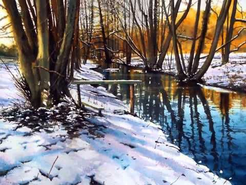 Two-in-One Watercolor with Joe Francis Dowden - YouTube