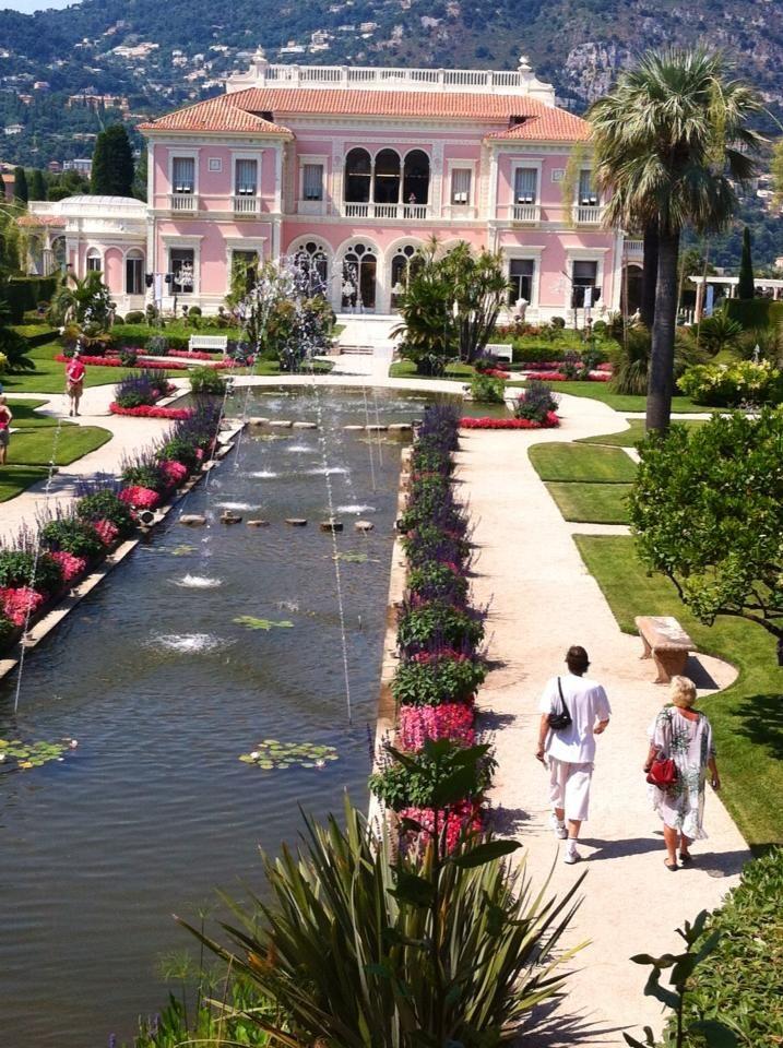 1000 Images About Villa Ephrussi On Pinterest Gardens