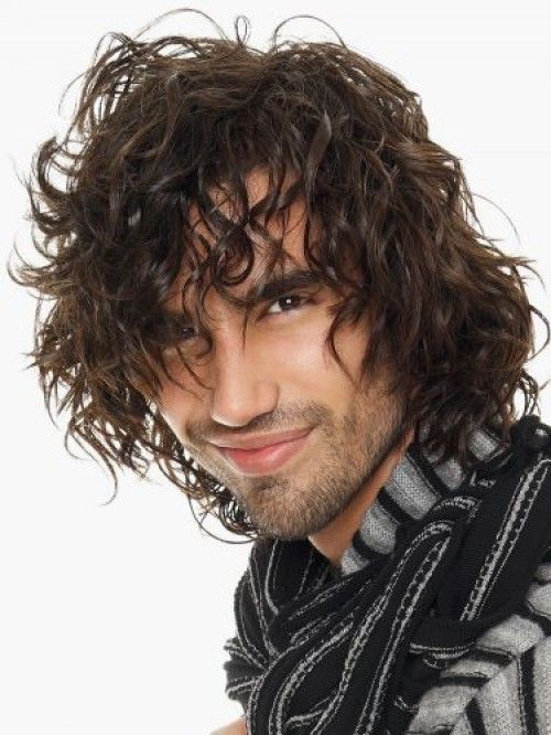 Pleasing 1000 Ideas About Long Curly Haircuts On Pinterest Long Curly Short Hairstyles Gunalazisus