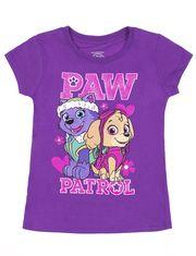 Paw Patrol T-shirt for Little Girls