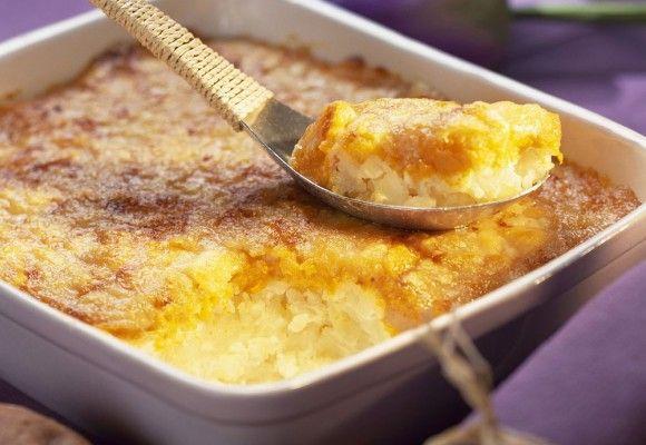 Budincă de orez (arsuri la stomac) | Click! Pofta Buna!