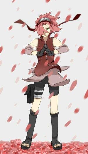 Sakura Haruno, Naruto shippuden