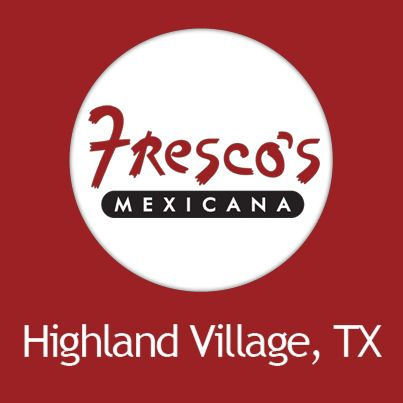 Visiting or know someone in Highland Village, Texas? Try Fresco's Mexicana - Located at 2420 Justin Road. - drop by and leave us a review on google+ or facebook to let us know about your experience!  www.frescosmexicanfood.com