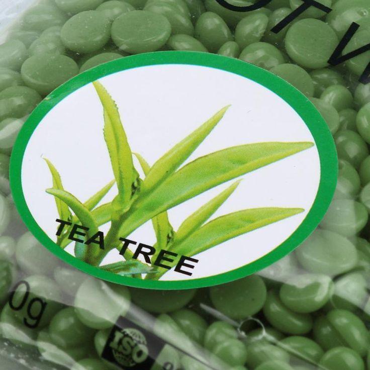 Painless Tea Green Wax Beans
