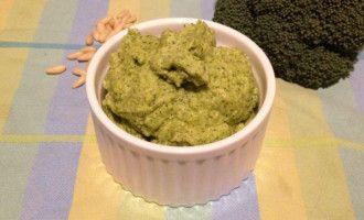 Pesto invernale ai broccoli