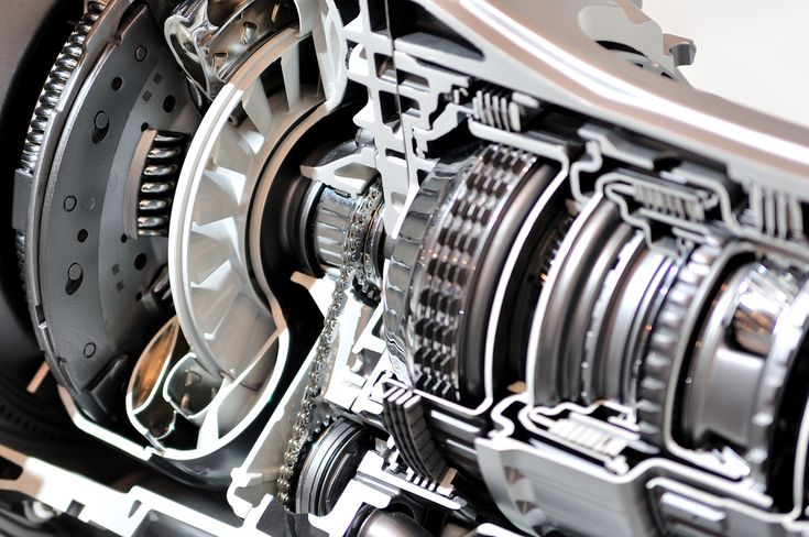 A Burned Out Clutch And A Broken Down Case Transmission Repair Automatic Transmission Used Car Parts