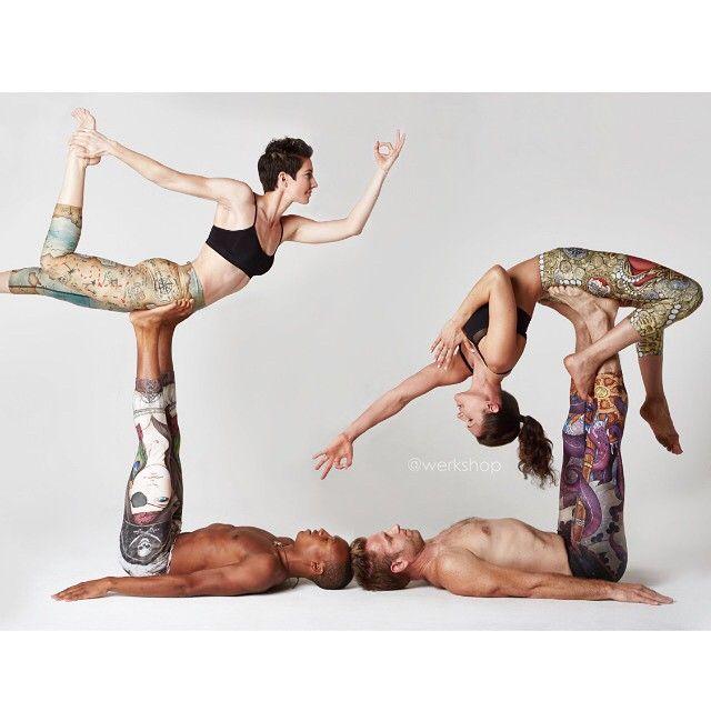 Nude group yoga Nude Photos 55
