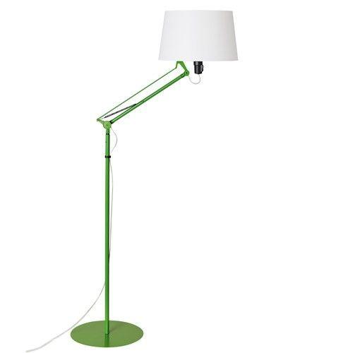 green floor lamp also lektor floor lamp amp carpyen lektor floor lamps