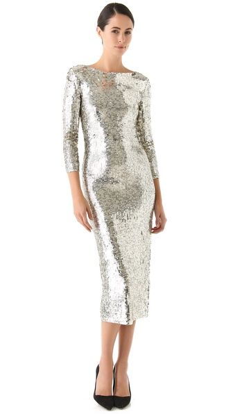 1000  ideas about Silver Sequin Dress on Pinterest - Sequins ...