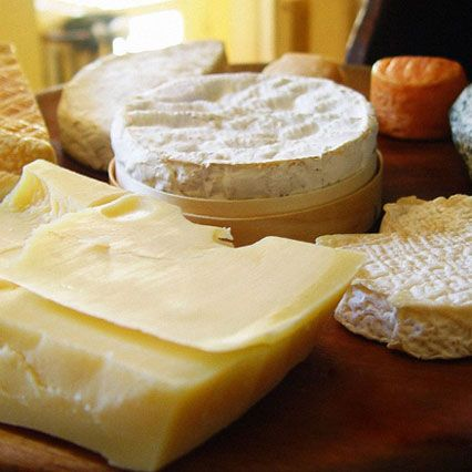 24 cheeses allowed on the specific carbohydrate diet (SCD)