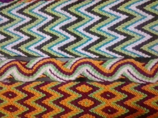 Azas técnica Wayú