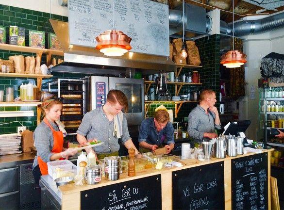 Kalf and Hansen - Meatball restaurant in Stockholm