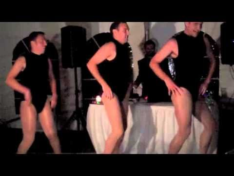 Wedding Dance Surprise- Beyonce Single Ladies oh boy surprise not the word funny