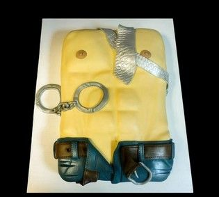 Торт мужской торс