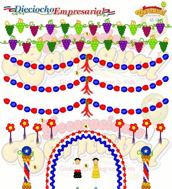 fiestas patrias dieciocho