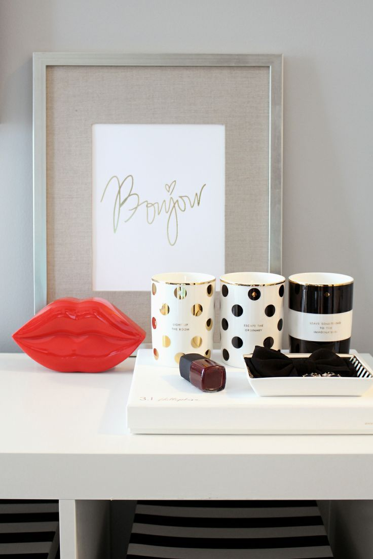 71 best Kate Spade inspired decor images on Pinterest Kate spade