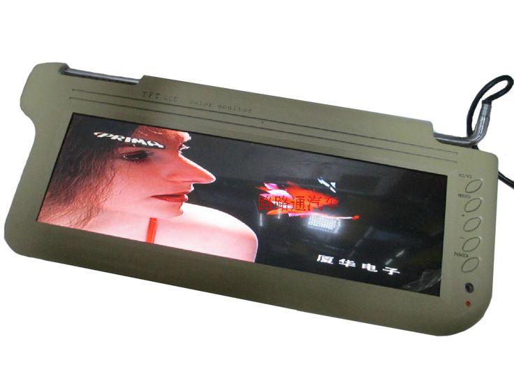 DESCRIPTIONPare soleil écran tactile haute définition qui peut se connecter à un lecteur DVD. Faible consommation et ne chauffe pas. COULEURBlanc crème RESOLUTION480x234 pixel en 16:9 ou4:3 FORMATcompatible tout format de signaux (PAL/NTSC/AUTO) TAILLE ECRAN12,2 pouces ALIMENTATION12V DC ACCESSOIRESTélécommande, câble, notice