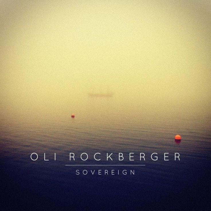 CD: Oli Rockberger - Sovereign