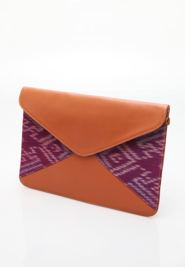 Manikan Ikat Clutch, Daylight Bag