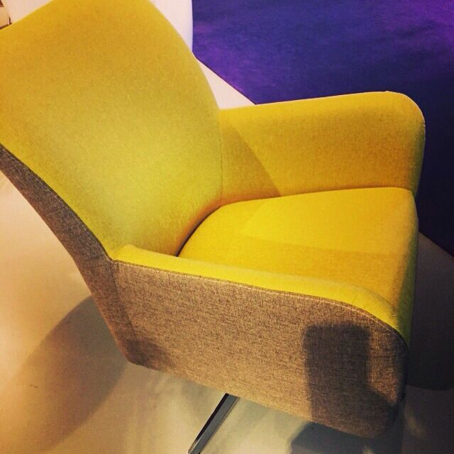 Nu in ons Office Inspiration Center de Bolero draaifauteuil van Bert Plantagie