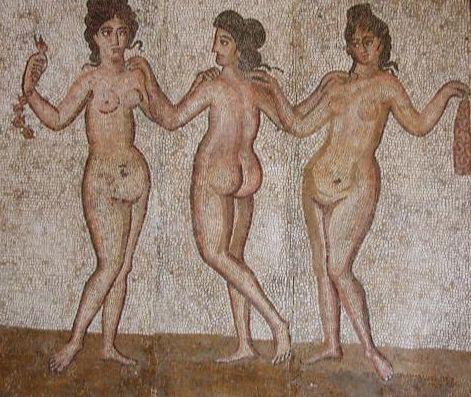 You Ancient rome women nude fill
