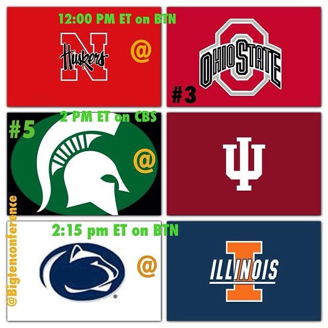 Here are today's #NCAAM basketball games today. One to look out for is #Indiana (10-4) against #Michiganstate (12-1) - - - #collegebasketball #ncaa #ncaab #msu #hoosiers #huskers #illini #pennstate #nittanylions #fightingillini #gogreen #cornhuskers #buckeyes #ohiostate #indiana #Padgram