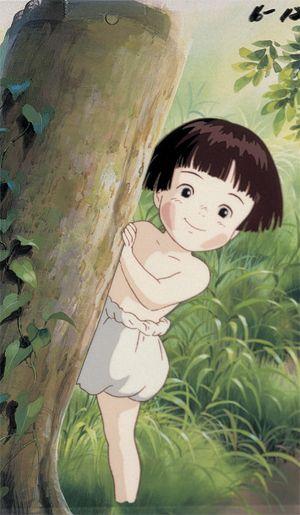 La tumba de las luciérnagas (火垂るの墓) s una película animada japonesa dirigida por Isao Takahata. Fue la primera película dirigida por Takahata con el Studio Ghibli y el tercer largometraje del estudio.