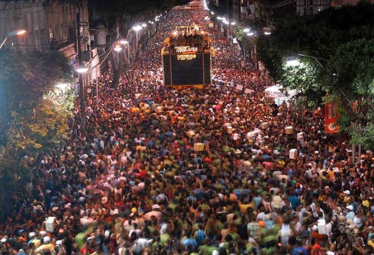 Trio Elétrico Carnaval Salvador/BA