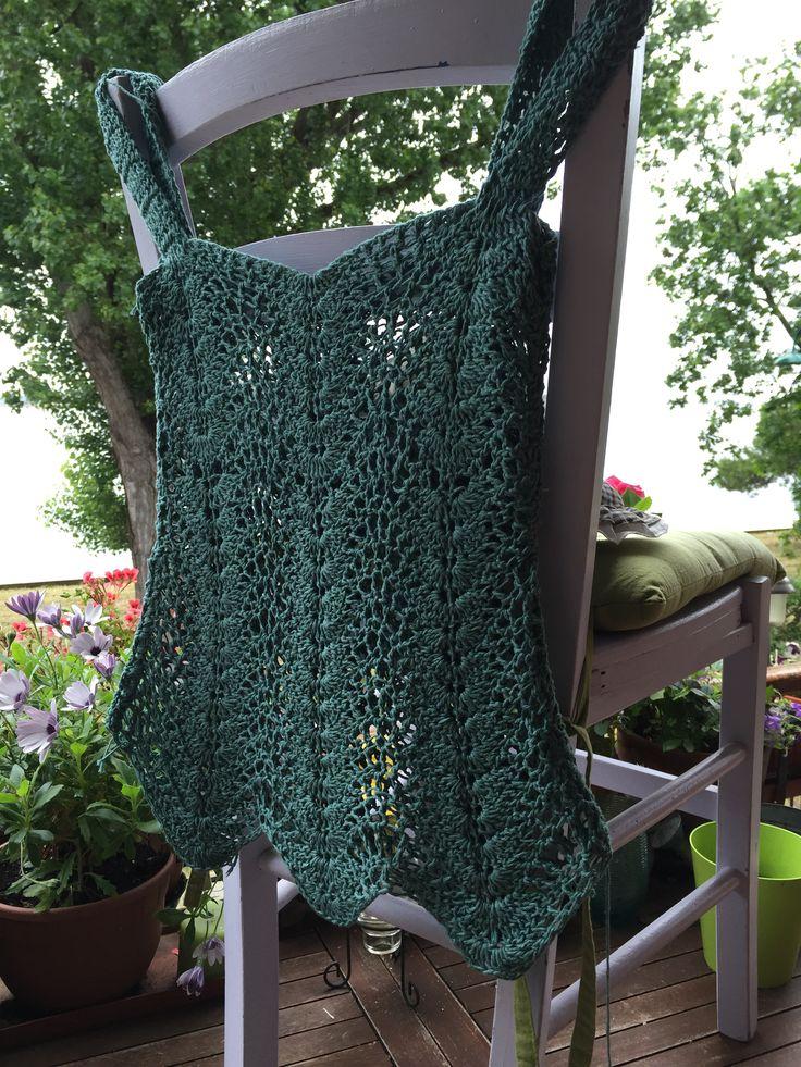 Canotta verde ossido