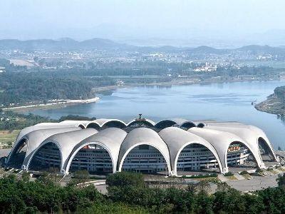 Rungrado May Day Stadium, Pyongyang Rungrado May Day Stadium da 150.000 posti