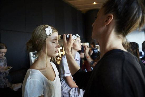 ASOS, Behind the scenes, fashion show, #hair, #hairstyling, #headcase