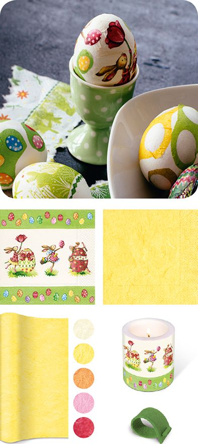 57 best Ostern images on Pinterest Napkins, Paper design and - küchentisch und stühle