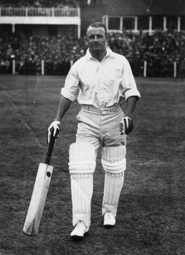 "Donald ""The Don"" Bradman was a legendary Australian cricketer. Is seen by most people as the best batter of all time. His performances were out of this world. He is still seen as one of the most popular sportsmen in Australian history."
