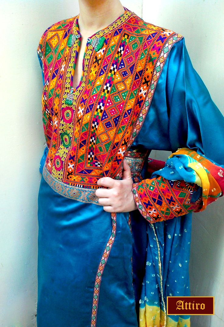 Balochi Dress HttpswwwfacebookAttirobyAnikaAnwar