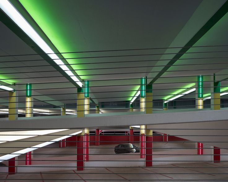Gallery - Car Park One / Elliott + Associates Architects - 4