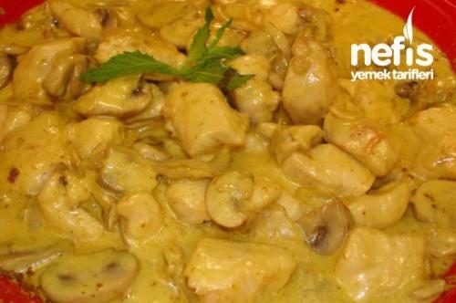 Körili Tavuk - Nefis Yemek Tarifleri