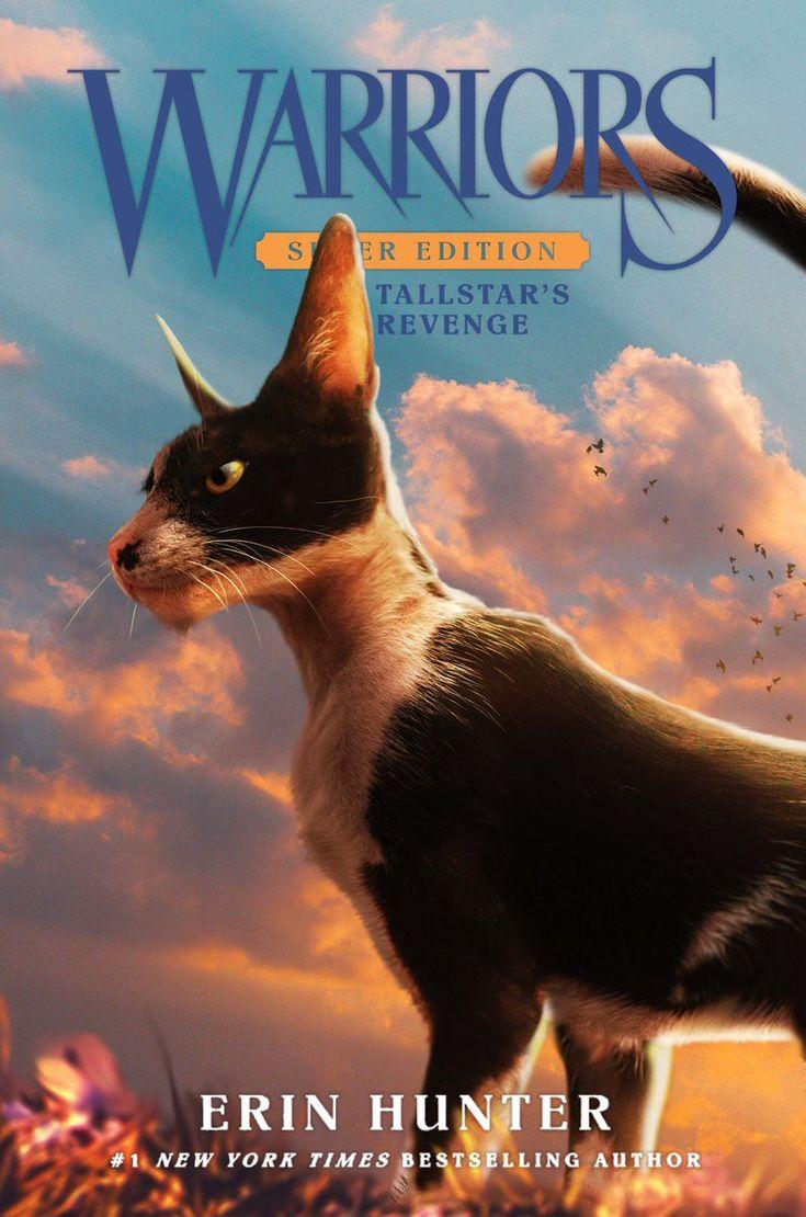Tallstar's Revenge (Fan Book Cover) in 2020 Warrior cats